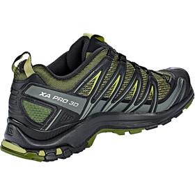 Salomon XA Pro 3D Schuhe Herren chive/black/beluga